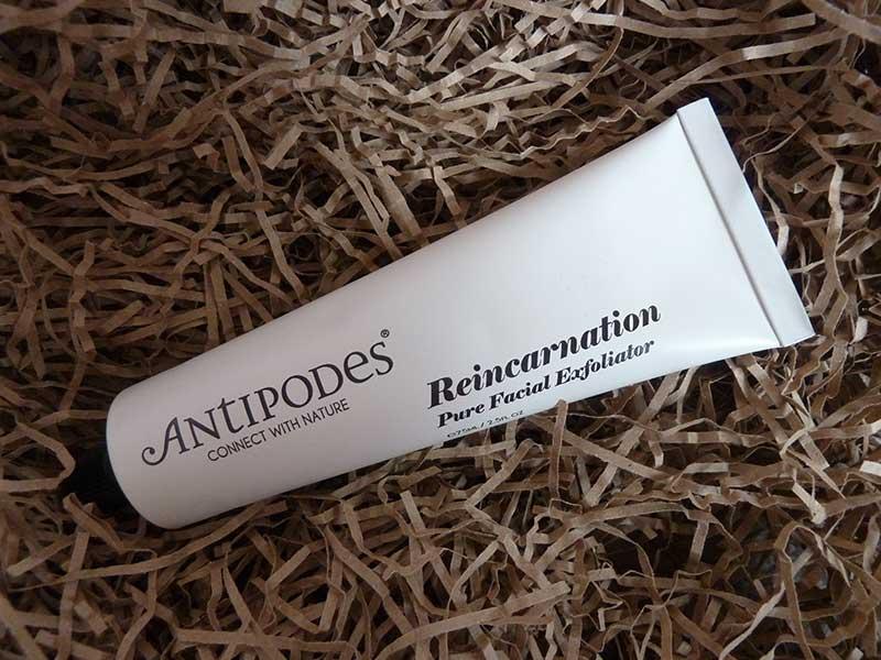 Antipodes Reincarnation Pure Facial Exfoliator