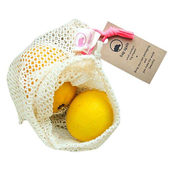 Bag Again Fruit Veg Bags - best resuable produce bags