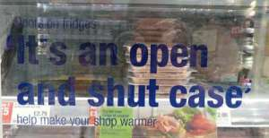 The Co-op - It's an open and shut case