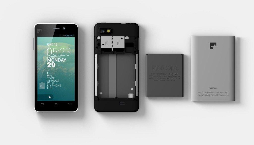 Fairphone 4 items