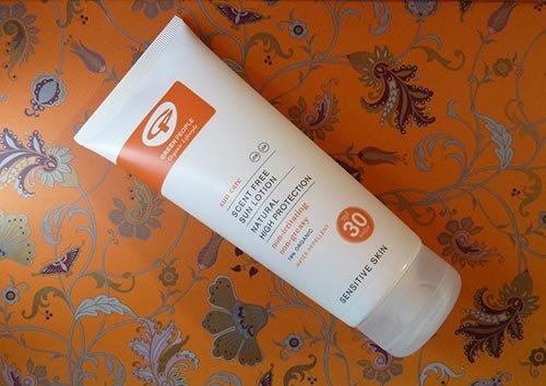 top organic sunscreen - Green People Sun Lotion