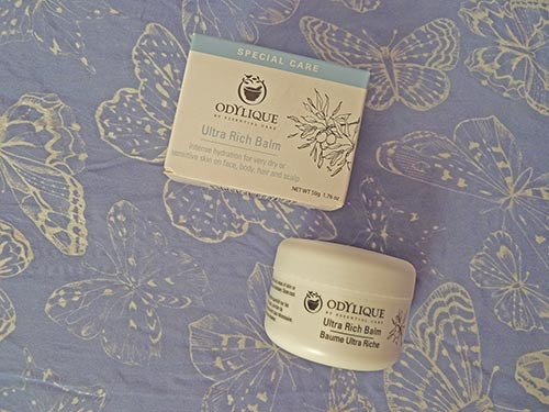 Review Odylique Ultra Rich Balm